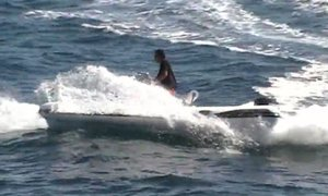 Vento 500 - choppy sea test